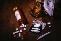 drugs of addiction